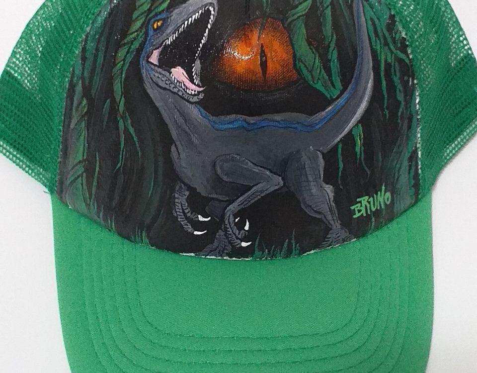 gorras pintadas